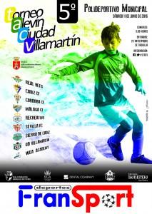 5º torneo alevín ciudad de villamartín